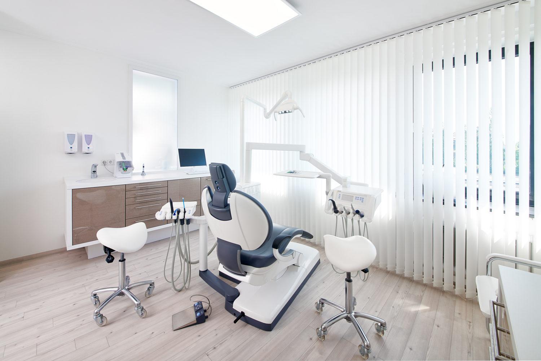 Behandlungszimmer | Zahnarztpraxis | Dr. Göllner, Lindau